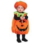 ハロウィンをかぼちゃの衣装で楽しもう